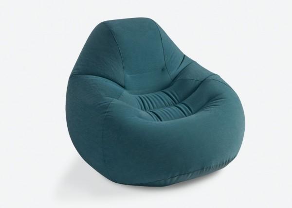 INTEX Deluxe Bag Chair aufblasbares Sitzkissen 68583