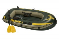 Intex Schlauchboot Set Seahawk 2 68347