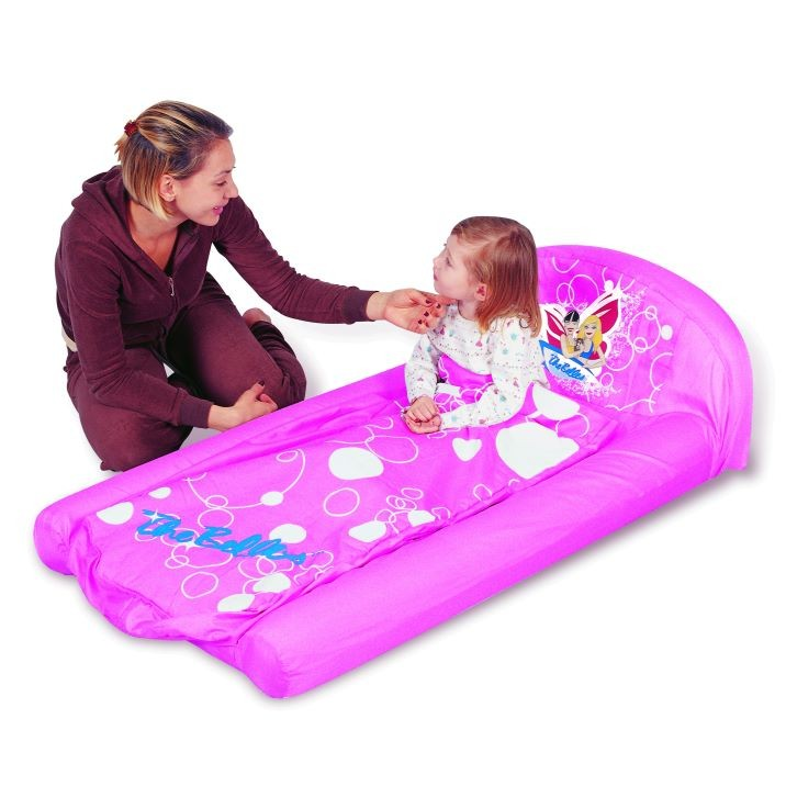 Bestway Kinder Reisebett Luftbett The Belles 67375