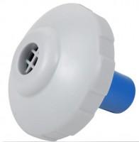 Siebanschluss mit Einlaufdüse für 32mm Anschluss 10121