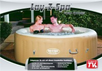 Bestway Whirlpool Lay-Z-SPA Palm Springs 54129