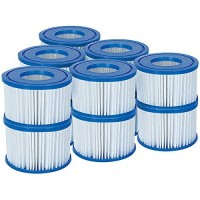 Bestway FILTER Gr.VI für Lay-Z-Spa 12er Set 58323 / 58239