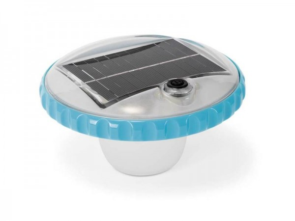 Intex schwimmende Solar LED Pool Beleuchtung 28695