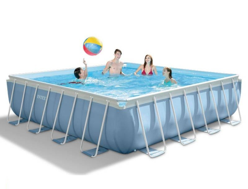 INTEX Prism Frame Square Pool 427x427x107 28764