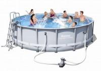Bestway Steel Pro Pool Set 488x122 56451