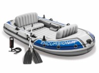 Intex 4 Personen Boot -Set Excursion 4 68324