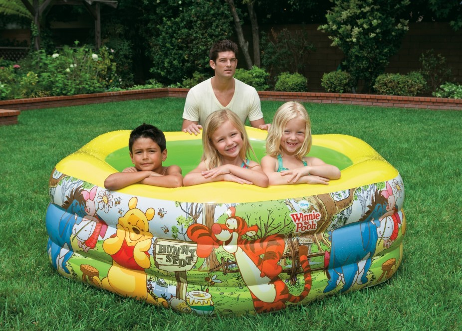 INTEX Disney Deluxe Pool Winnie The Pooh 57494