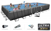 INTEX Ultra XTR Frame Pool 975x488x132 cm 26374