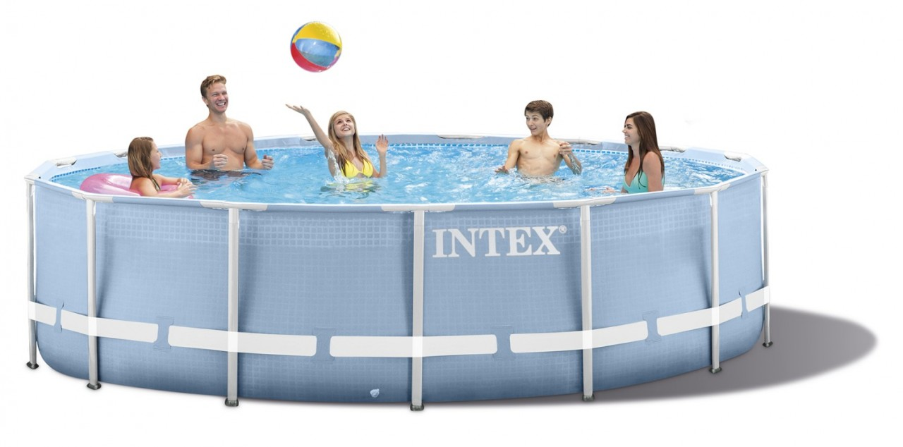 INTEX Prism Frame Pool 457x107 26734