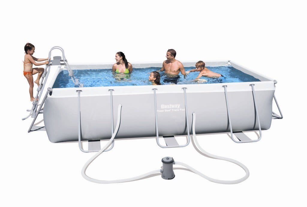 Bestway Frame Pool Set 404 x 201 56441 GS