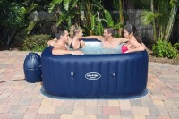 "Bestway Whirlpool ""Lay Z-Spa"" Hawaii 54154"
