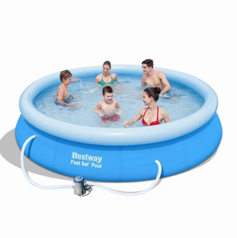Bestway Fast Set Pool 366x76cm + Pumpe 57274 - 57112