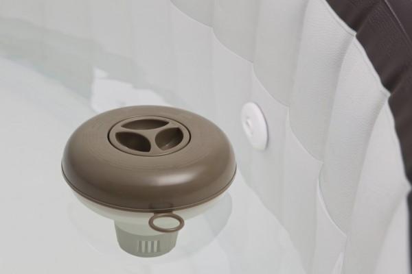 Intex Dosierschwimmer klein für Pools bis 366cm + Whirlpool Pure SPA
