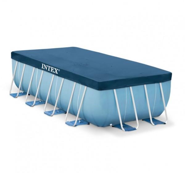 Intex Abdeckplane für Frame Pool 450x220 28039