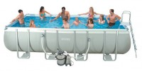 INTEX Swimming Pool Ultra-Frame 549x274x132 cm 28352