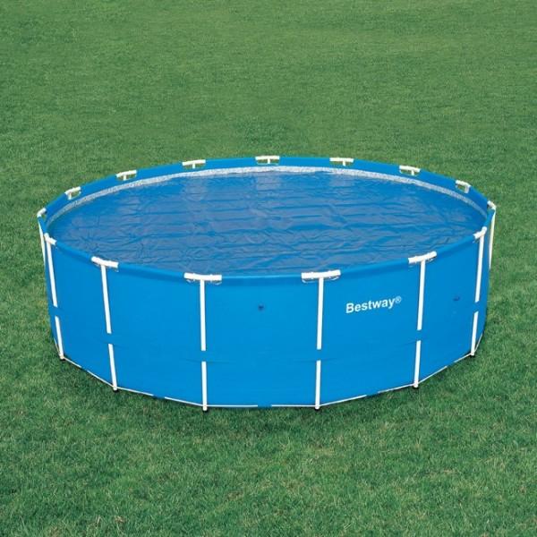 Bestway Solarplane für 457er Frame Pools 58172