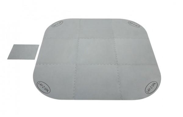 Bestway Lay-Z-SPA Whirlpool Bodenschutz Fliesen Set 60309