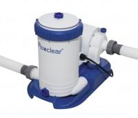 """Bestway Filterpumpe """"Flowclear"""" 9463 L/H 58391"""