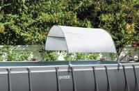 Intex Sonnendach Sonnenschutz Pool Canopy für Frame Pools 28054