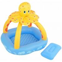 """Bestway Planschbecken Kinder Pool """"Octopus"""" 52145"""