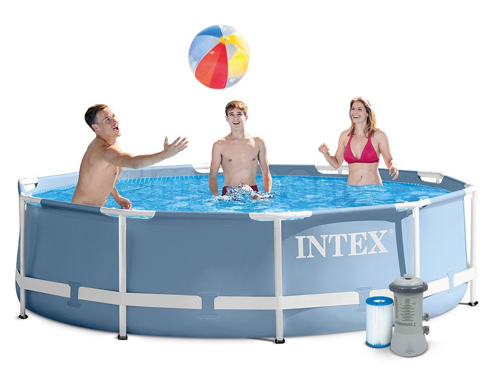 INTEX Prism Frame Pool 305x76 28702