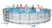 Bestway Steel Pro Pool Set 610x122 56675