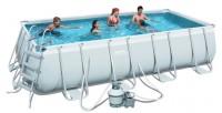 Bestway Frame Pool Set 488 x 274 mit Sandfilter 56390