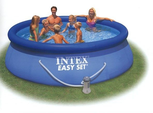 INTEX Swimming Pool Easy Set 366x91cm 28146GS