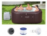 Bestway Premium Whirlpool Hydrojet Pro Malidives 60033