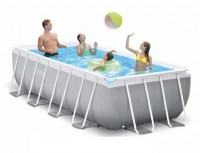 INTEX Prism Frame Pool 400x200x100 26788