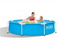 INTEX Metal Frame Pool Set 244x51cm 28205