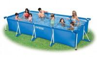 INTEX Swimming Pool Family Frame 450x220x85cm 28273