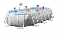 INTEX Prism Frame Oval Pool 503x274 26796