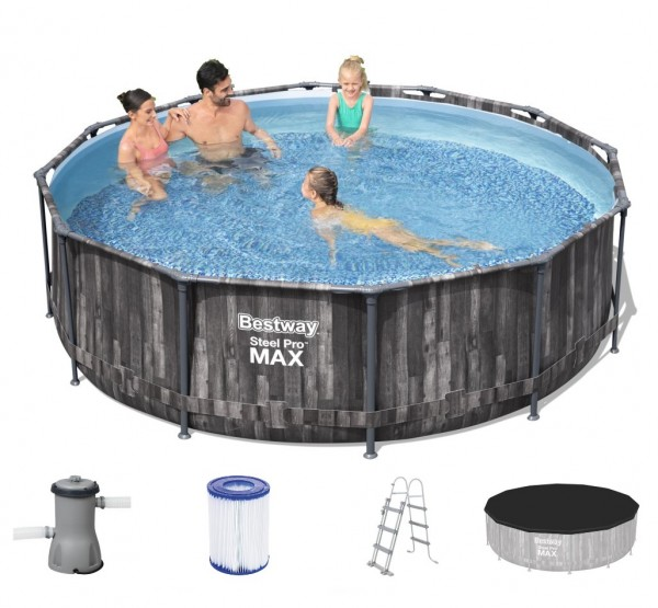 Bestway Steel Pro MAX Pool Set 427x107 5614Z