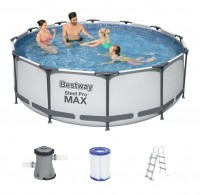 Bestway Steel Pro MAX Pool Set 366x100 56418