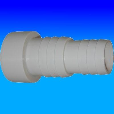 Schlauchübergansstutzen Adapter 32-38mm auf 50mm