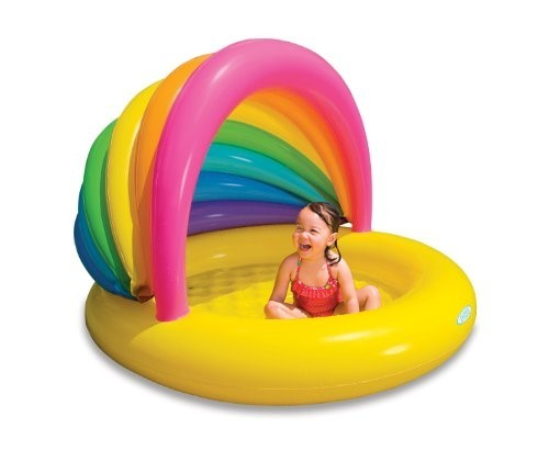 INTEX Baby Pool Rainbow 57420
