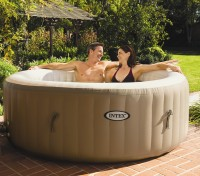 Whirlpool PureSpa Intex in-/outdoor SPA Bubble Therapy 28402