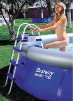 Bestway Leiter 91cm 3-stufig 58045