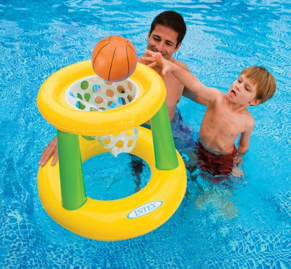 "INTEX Basketball Spiel "" Floating Hoops"" 58504"