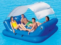 Bestway Badeinsel CoolerZ Rock-N-Shade 43134