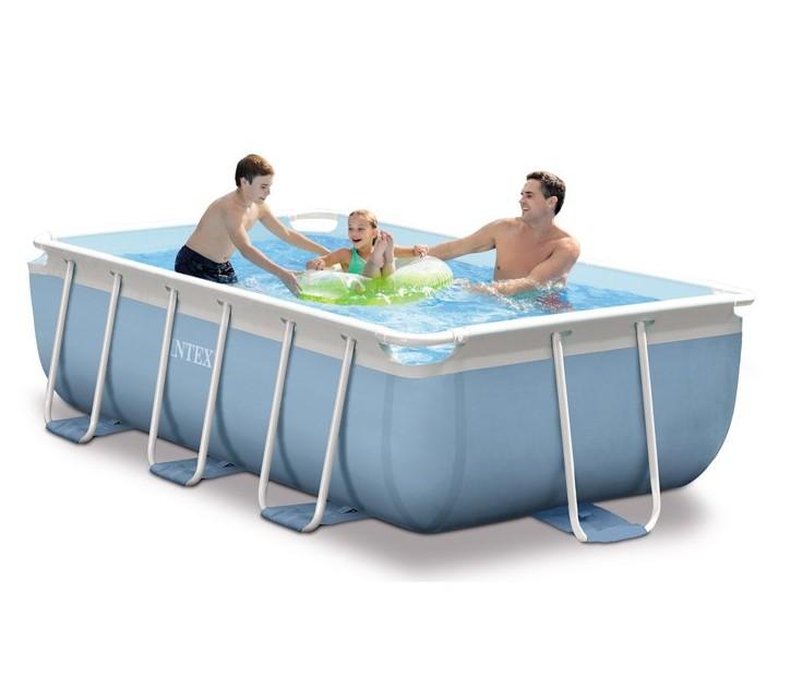 intex prism frame pool 300x175x80 26784 prism frame. Black Bedroom Furniture Sets. Home Design Ideas