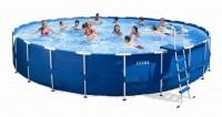 Intex Metal Frame Pool Komplett Set 732 x 132 28262 GS