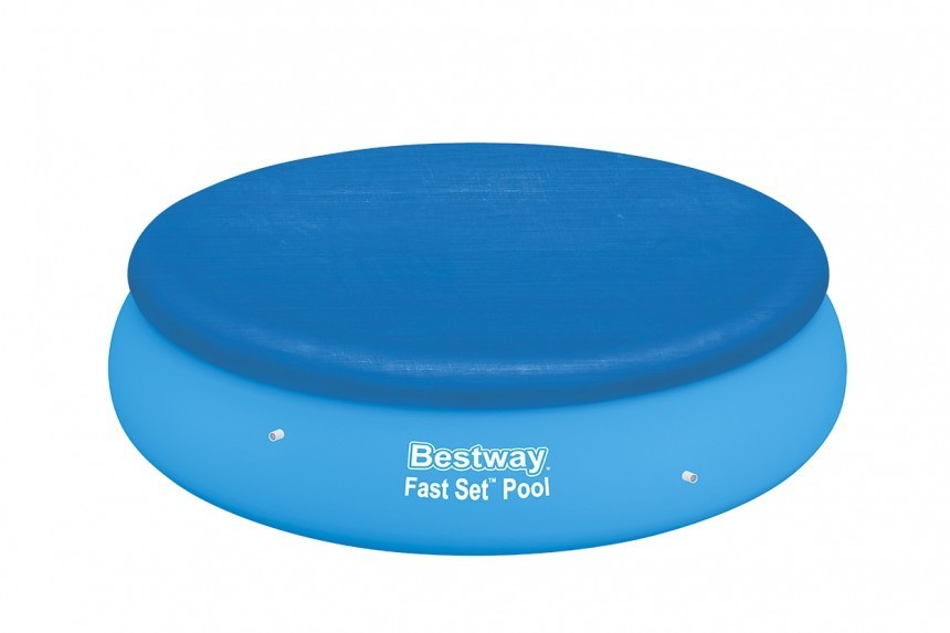 Bestway Abdeckplane 305 cm für Fast-Set Pools BW-58033