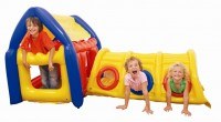 INTEX Tunnel Playland Zelt und Tunnel 48643