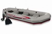 Intex 4 Personen Profi Boot -Set Mariner 4 68376