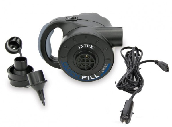 INTEX Akku Pumpe 12V / 230V 66622