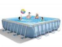 INTEX Prism Frame Square Pool 427x427x107 28764