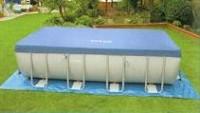 Intex Abdeckplane für Frame Pool 549x274 10756