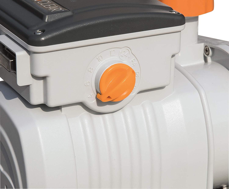 Bestway sandfilterpumpe 3785l h flowclear 58495 gs for Bestway pool ersatzteile